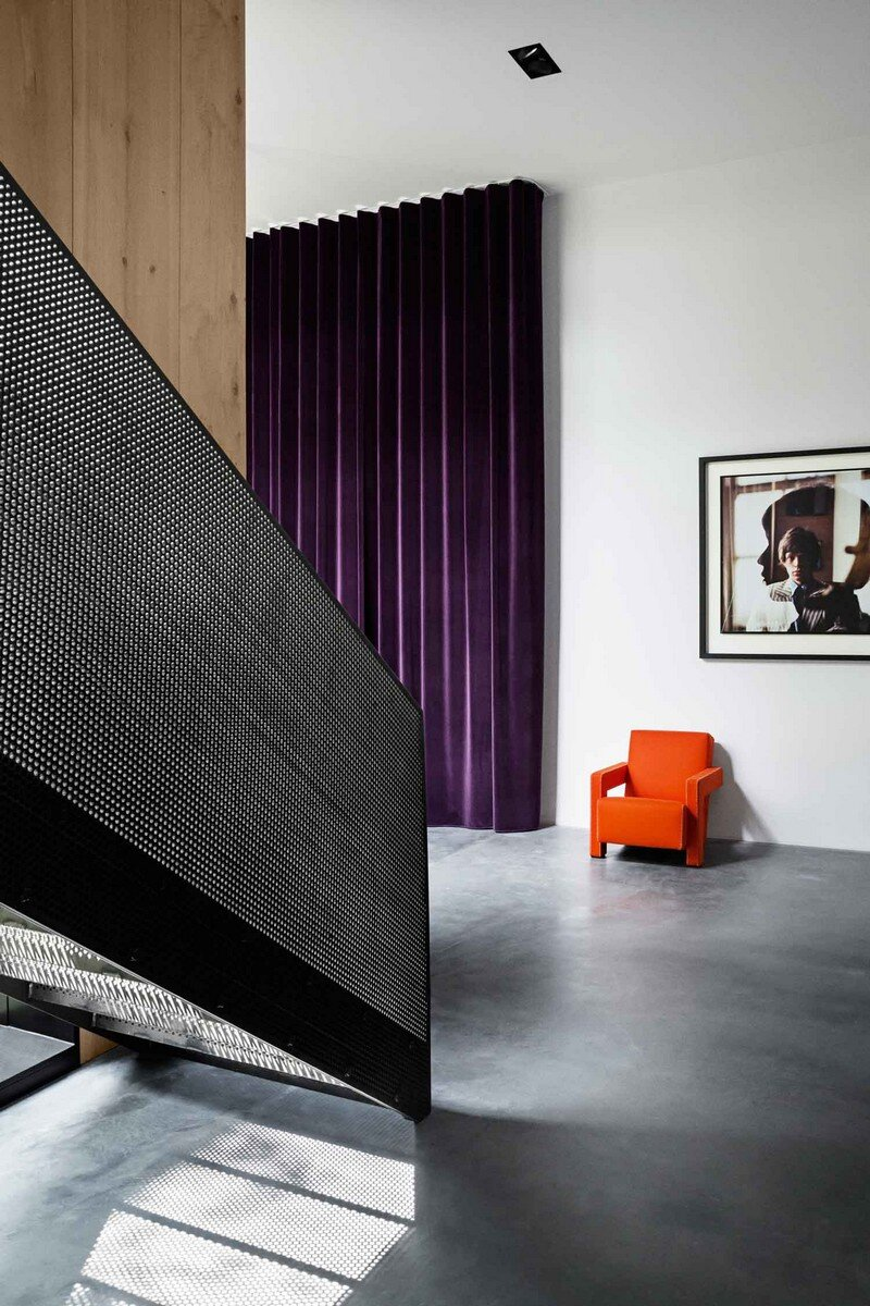 Copenhagen Warehouse Converted into a Private Residence Studio David Thulstrup (14)