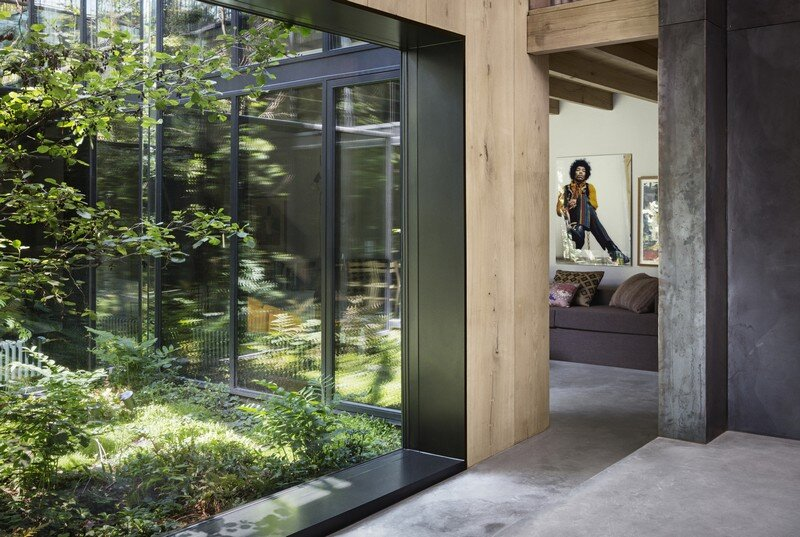 Copenhagen Warehouse Converted into a Private Residence Studio David Thulstrup (5)