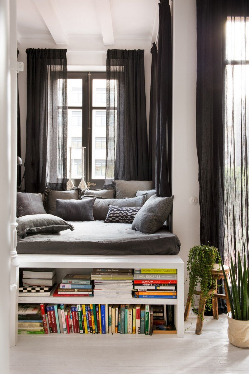 Eixample Loft - Two Apartments United into a Charming Home (1)