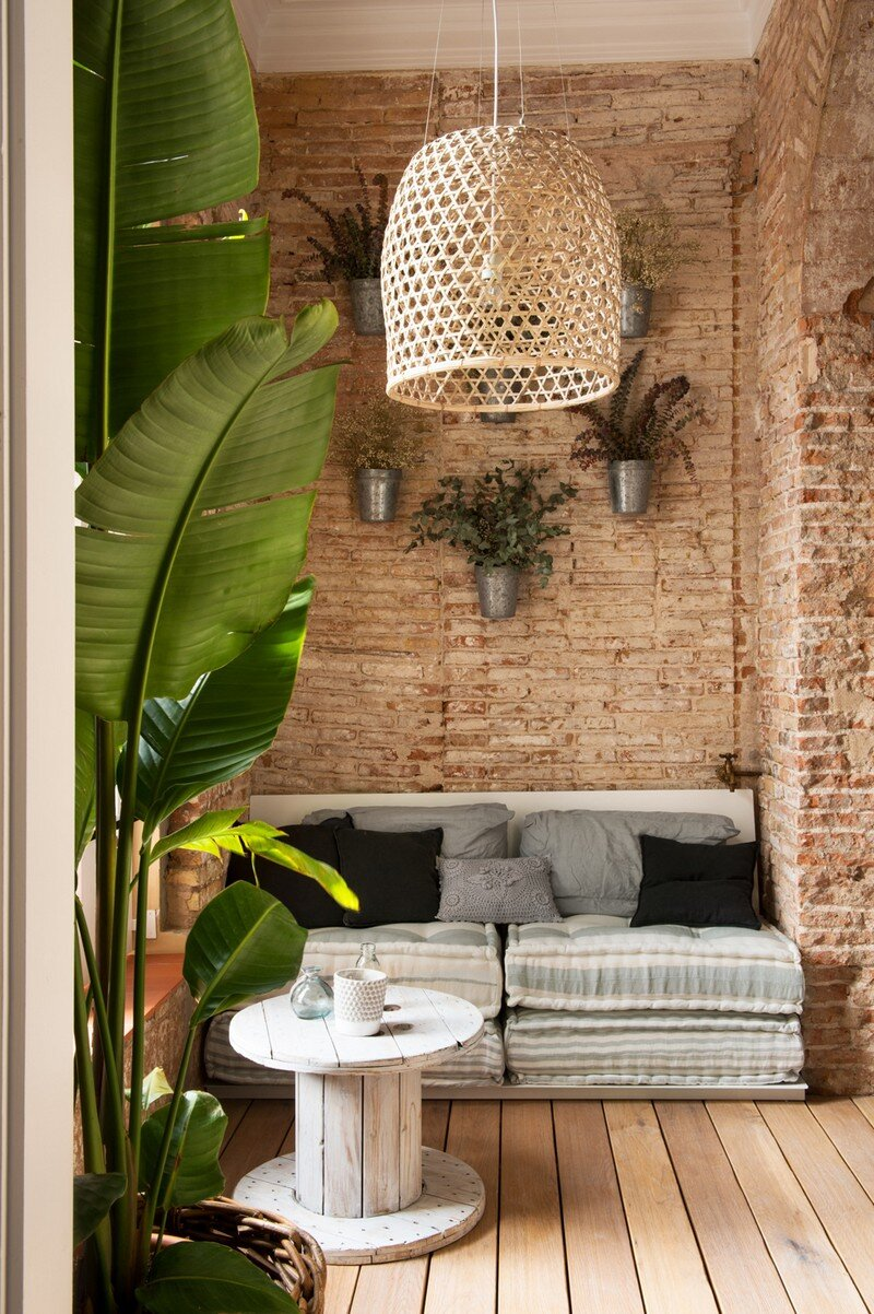 Eixample Loft - Two Apartments United into a Charming Home (3)