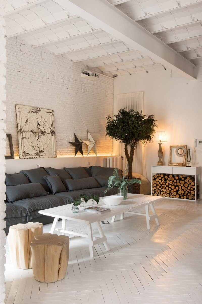 Eixample Loft - Two Apartments United into a Charming Home (4)