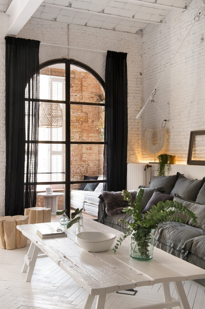 Eixample Loft - Two Apartments United into a Charming Home (6)
