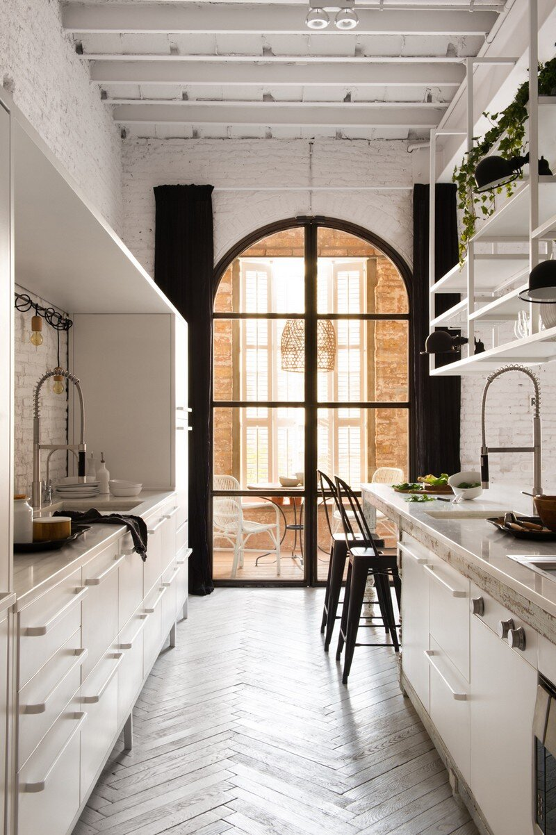 Eixample Loft - Two Apartments United into a Charming Home (9)