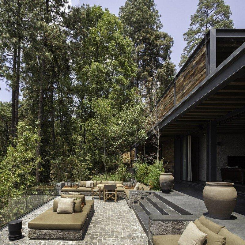 El Mirador House by CC Arquitectos Mexico (1)