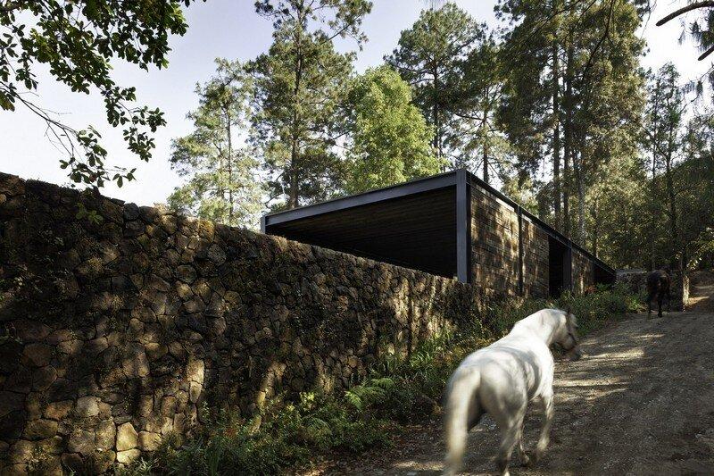 El Mirador House by CC Arquitectos Mexico (16)