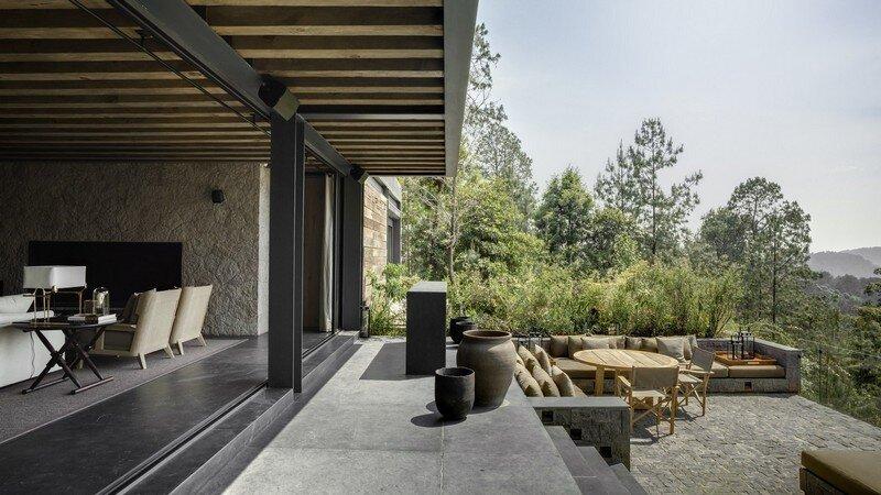 El Mirador House by CC Arquitectos Mexico (5)
