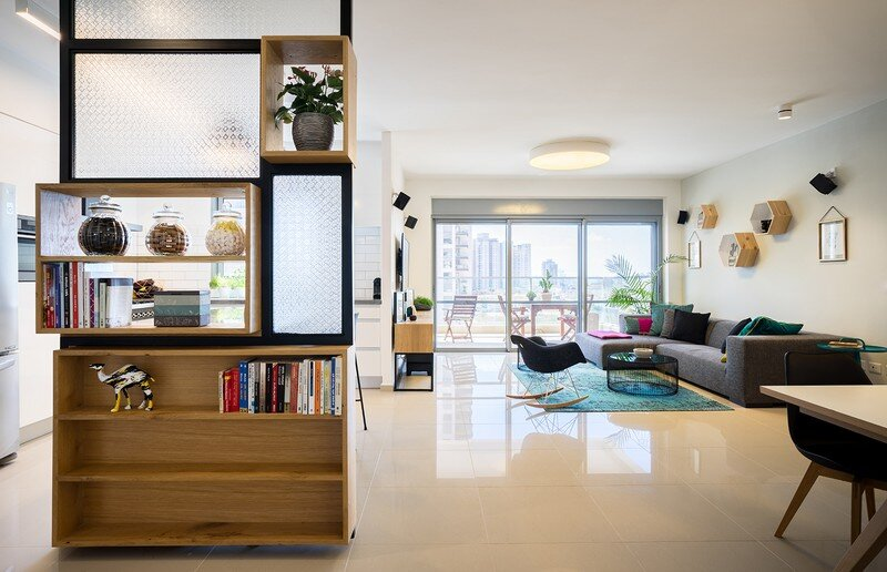 Five Rooms Apartment - Little Drop Of Black by EN Studio (4)