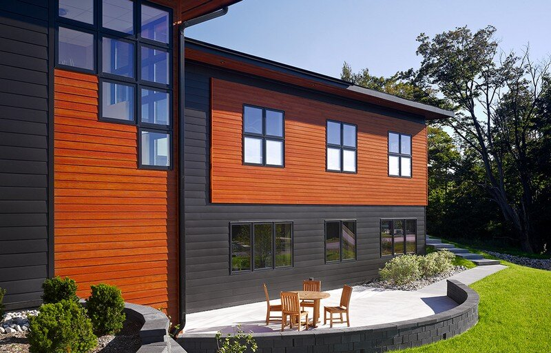 Green And Gorgeous The Advantages Of Fiber Cement Siding