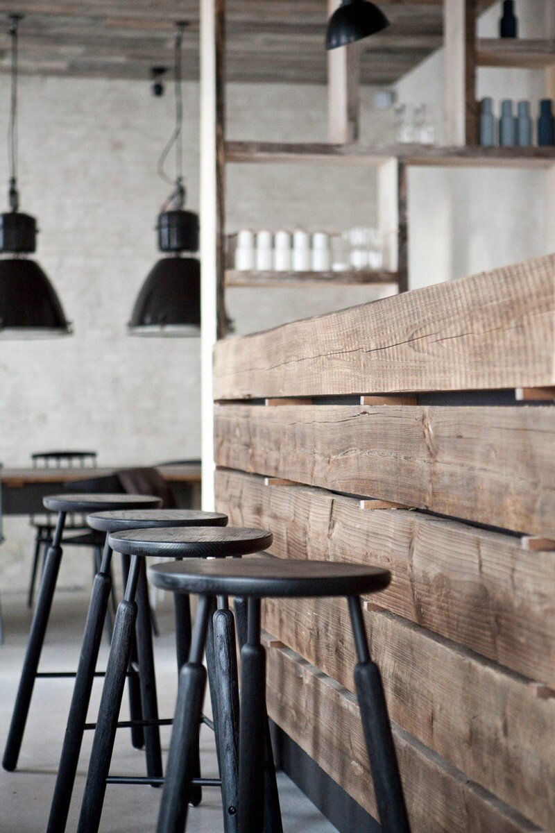... Restaurant - Rustic Scandinavian Interior by Norm Architects (12