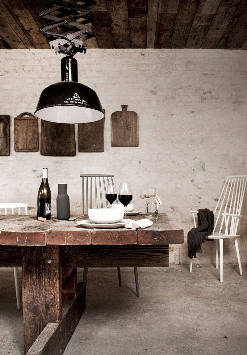 Höst Restaurant - Rustic Scandinavian Interior by Norm Architects (4)
