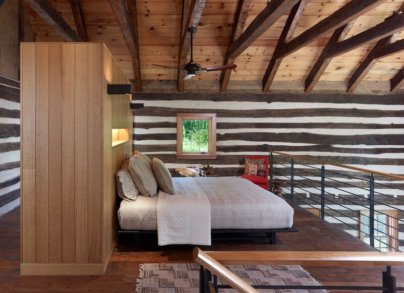 Hazel River Cabin by Bonstra Haresign Architects (9)