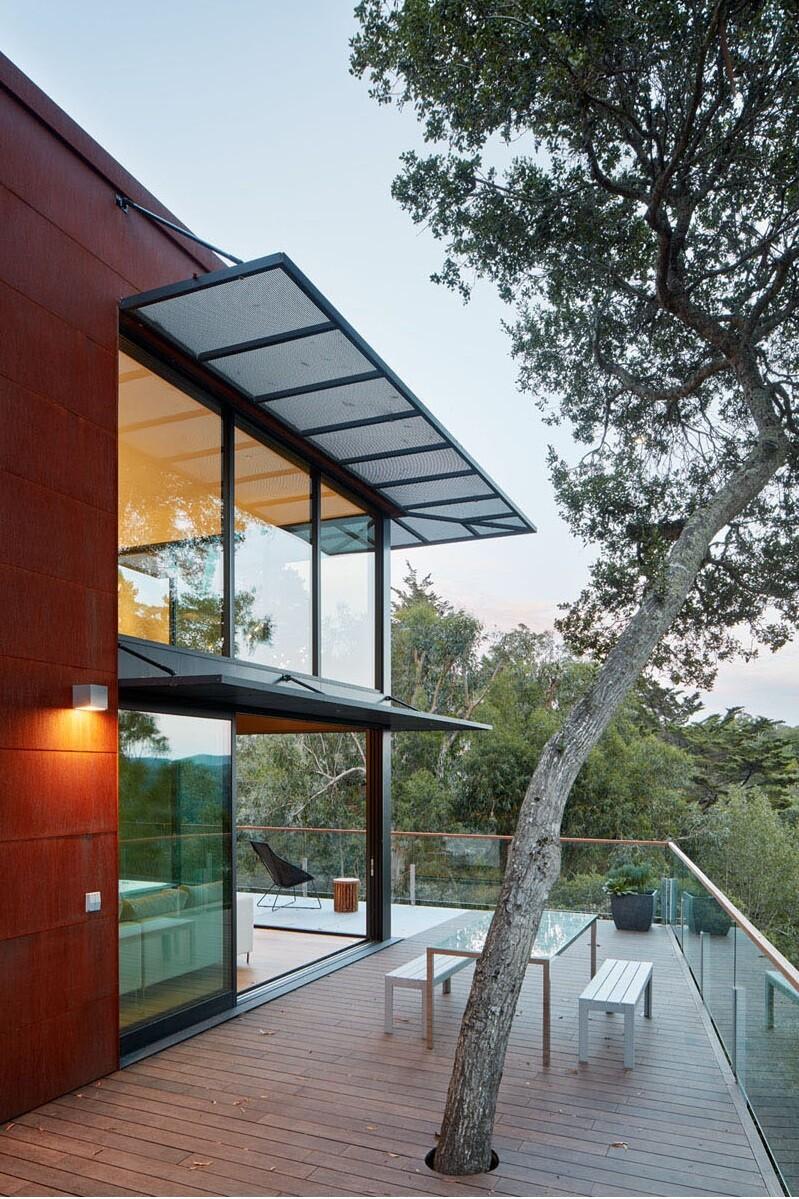 Hillside Residence by Zack de Vito Architecture California (11)