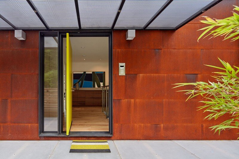 Hillside Residence by Zack de Vito Architecture California (18)