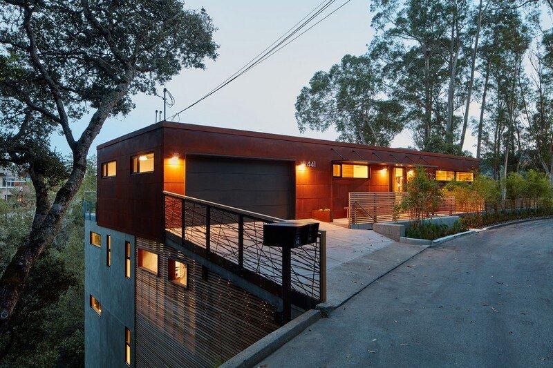Hillside Residence by Zack de Vito Architecture California (20)