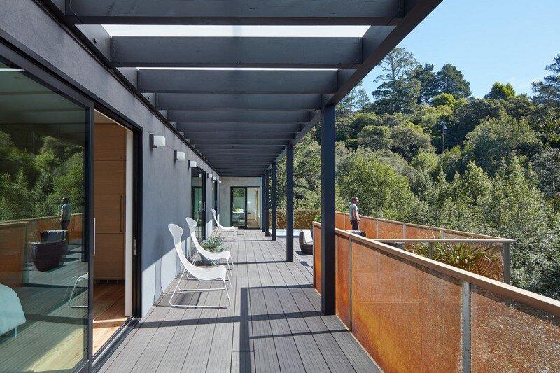 Hillside Residence by Zack de Vito Architecture California (3)