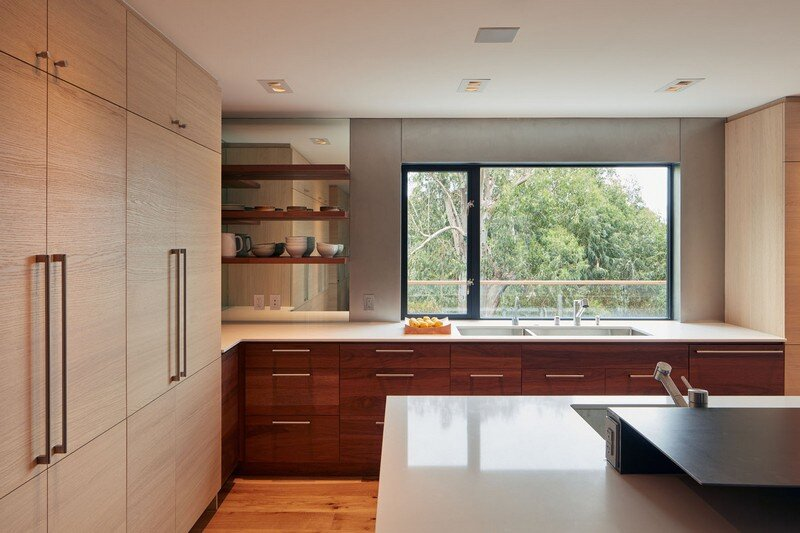 Hillside Residence by Zack de Vito Architecture California (5)
