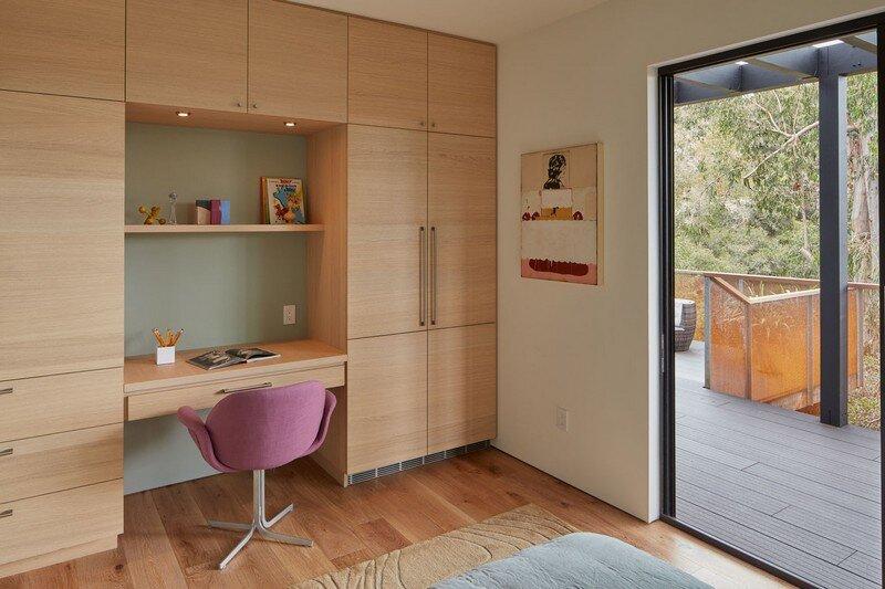 Hillside Residence by Zack de Vito Architecture California (8)