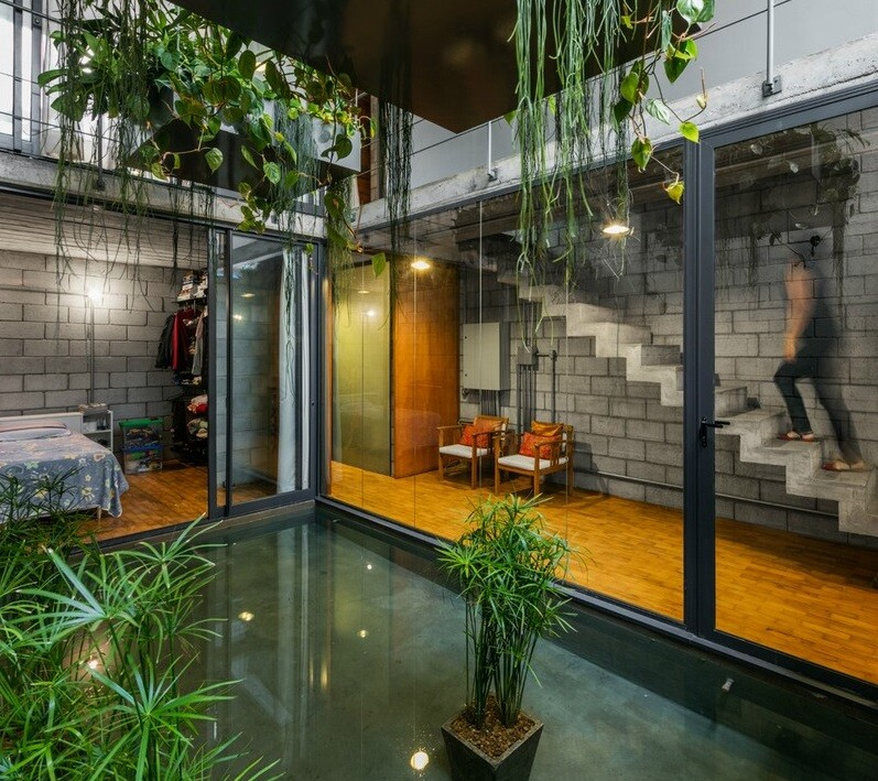 Inside Out House in Sao Paulo / Terra e Tuma