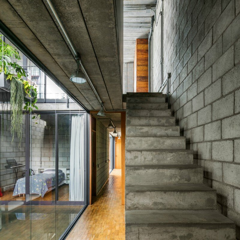 Inside Out House in Sao Paulo Terra e Tuma (5)