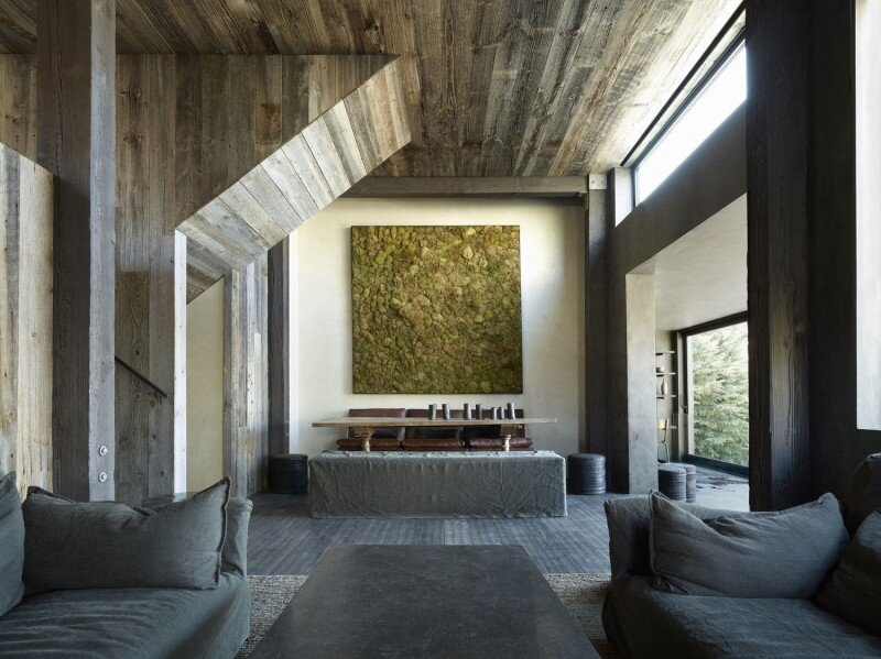La Muna - Rustic Ski Chalet in Red Mountain, Colorado (11)
