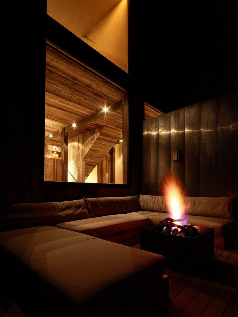 La Muna - Rustic Ski Chalet in Red Mountain, Colorado (3)