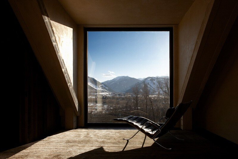 La Muna - Rustic Ski Chalet in Red Mountain, Colorado (5)