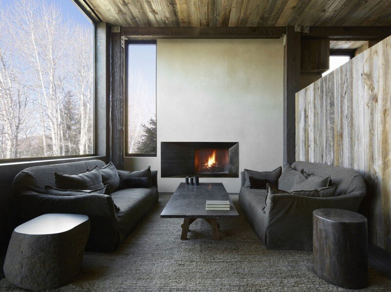 La Muna - Rustic Ski Chalet in Red Mountain, Colorado (9)