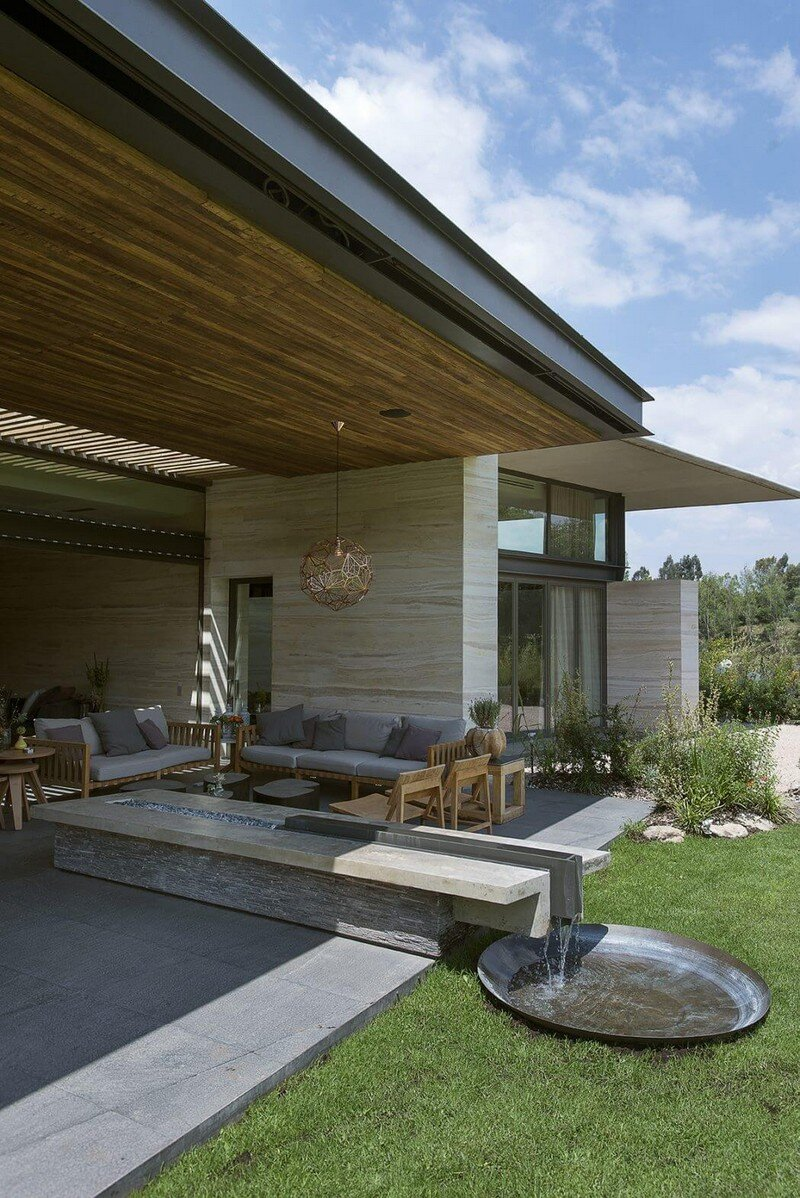 Lomas country house by vieyra arquitectos mexico for Arquitectos mexicanos