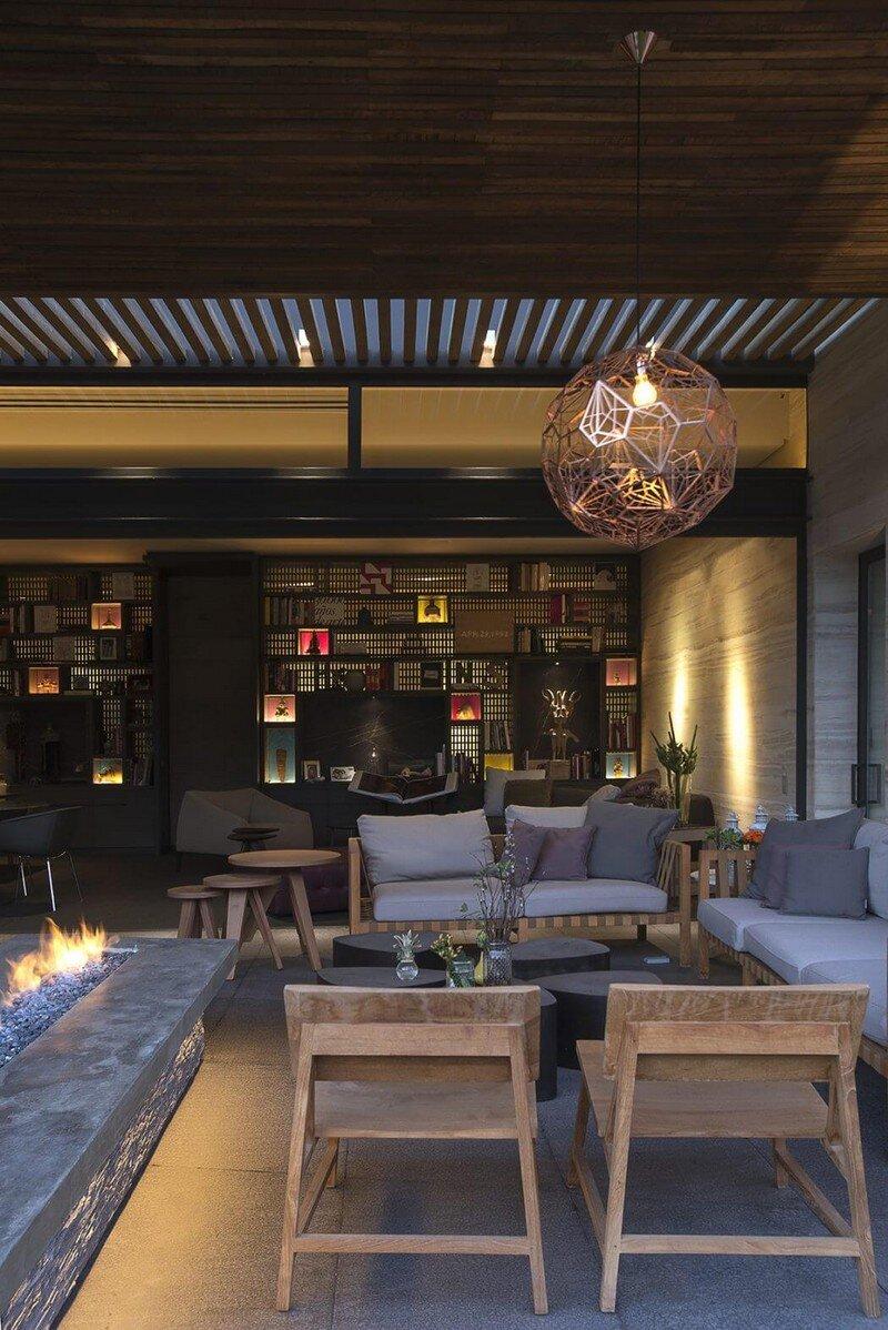 Lomas Country House by Vieyra Arquitectos Mexico (6)