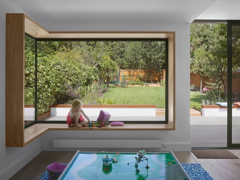 Minchenden Crescent by Andrew Mulroy Architects