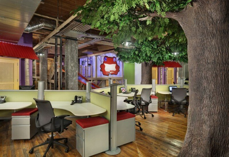 Red Frog Events Offices by Nelson Chicago (3)