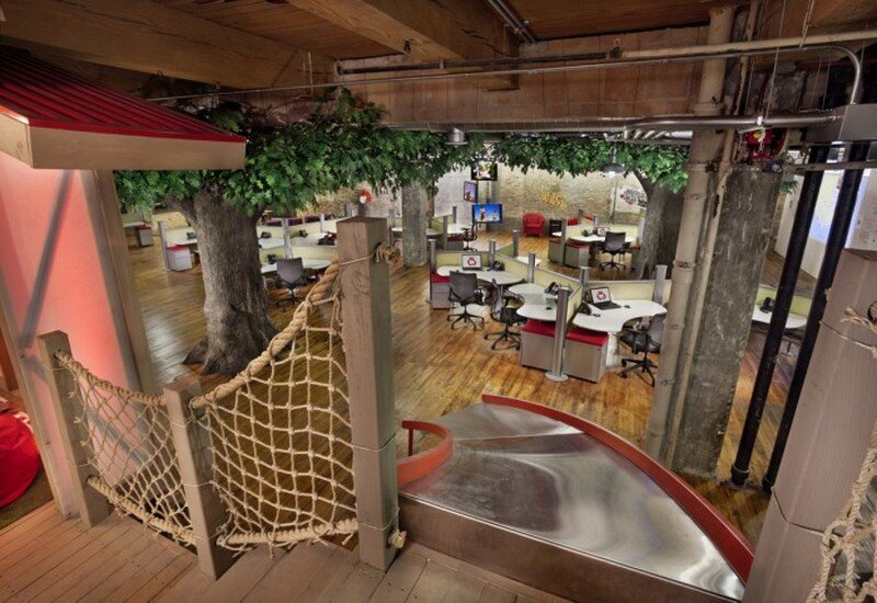Red Frog Events Offices By Nelson Chicago 4