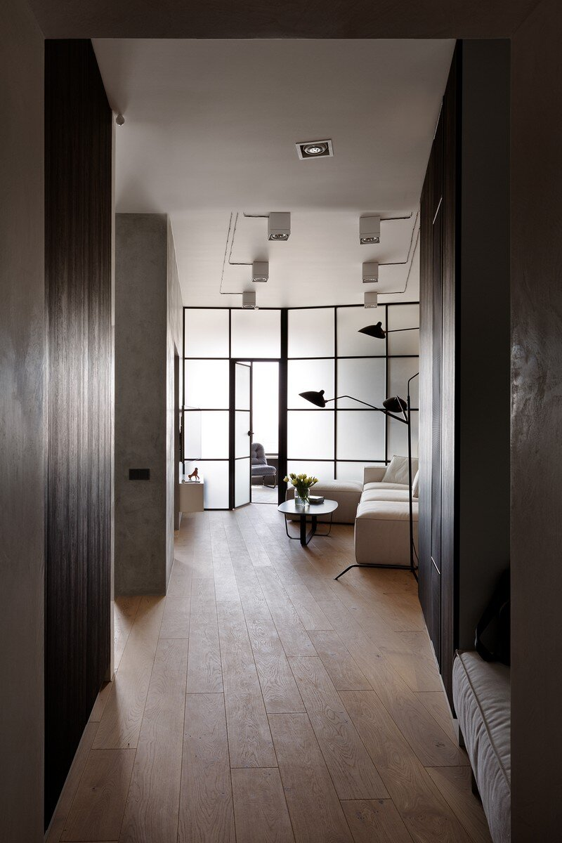 Skyline Loft by Sergey Makhno Architects Kiev (11)