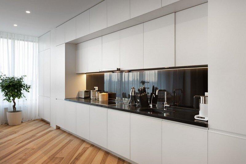 Skyline Minimalist Apartment by Sergey Makhno Architects (4)