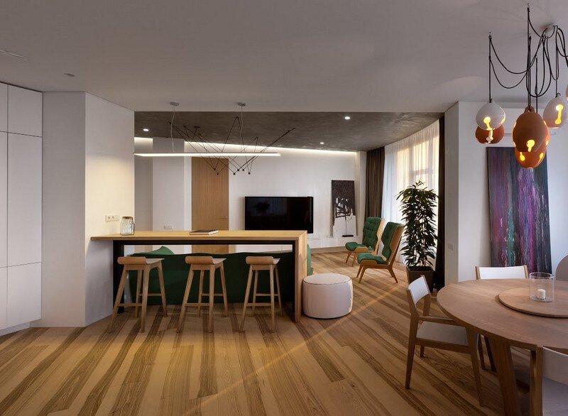 Skyline Minimalist Apartment by Sergey Makhno Architects (6)