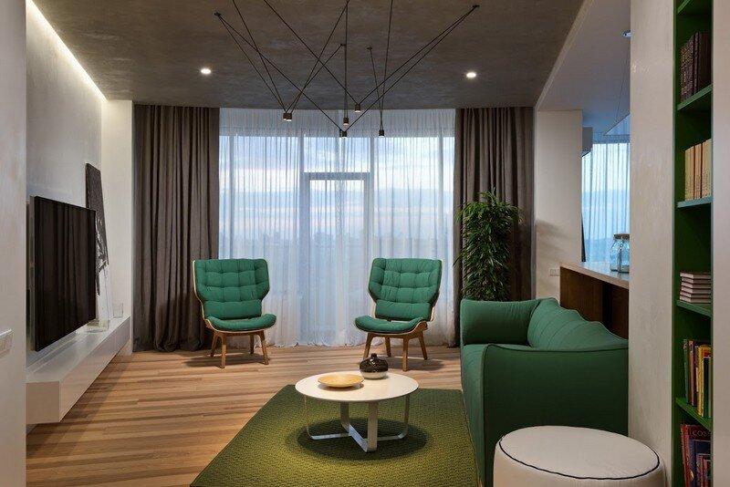 Skyline Minimalist Apartment by Sergey Makhno Architects (9)