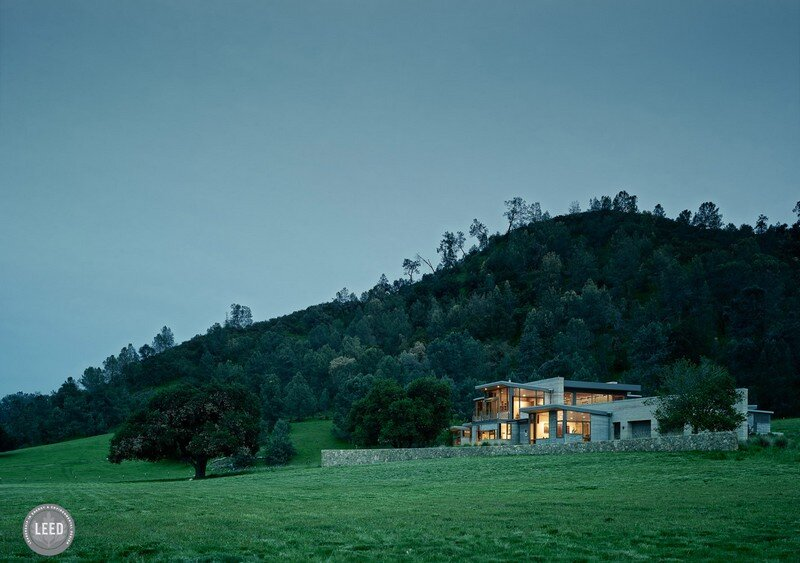 Spring Ranch - Family Retreat by Feldman Architecture (1)
