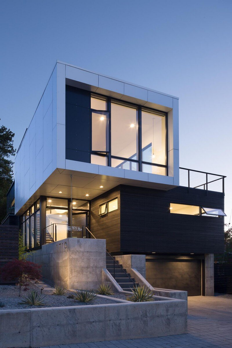 Torres residence in seattle ys built Built in seattle