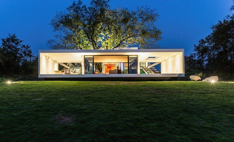 Tropical Eco-Friendly House by Alberto Zavala Arquitectos (14)