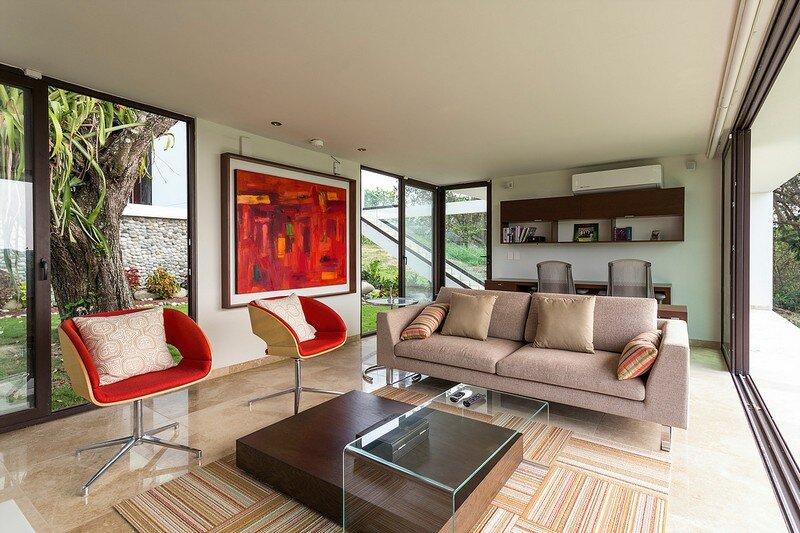 Tropical Eco-Friendly House by Alberto Zavala Arquitectos (18)