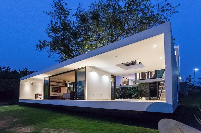 Tropical Eco-Friendly House by Alberto Zavala Arquitectos (19)
