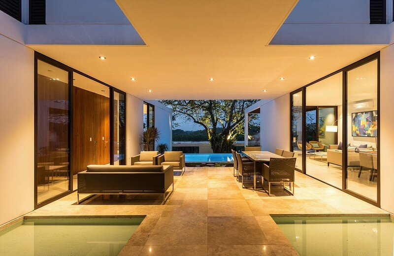 Tropical Eco-Friendly House by Alberto Zavala Arquitectos (8)
