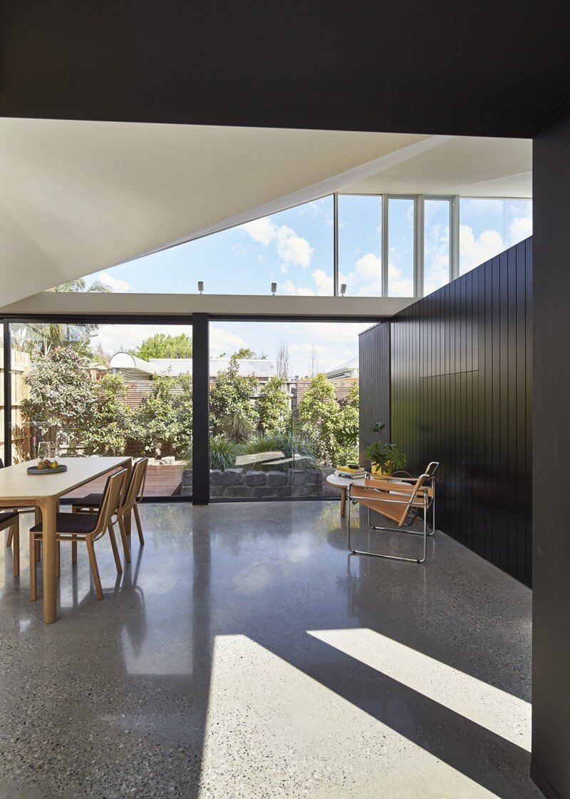 Tunnel House - Addition to an Existing Double Fronted Dwelling (11)