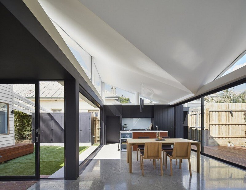 Tunnel House - Addition to an Existing Double Fronted Dwelling (12)