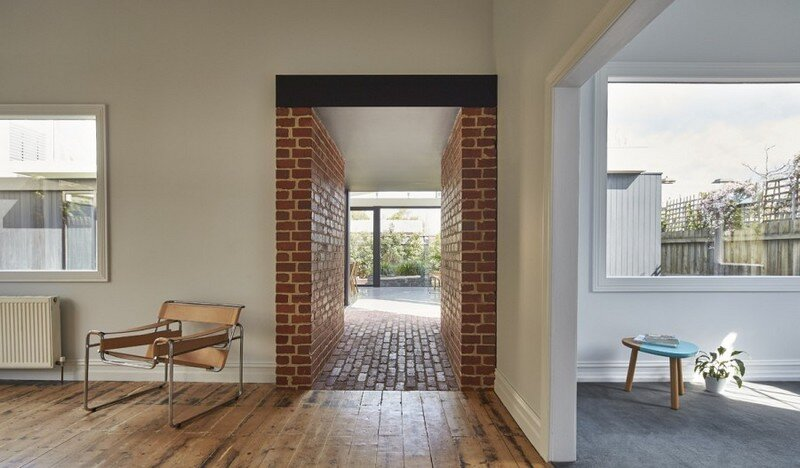 Tunnel House - Addition to an Existing Double Fronted Dwelling (2)