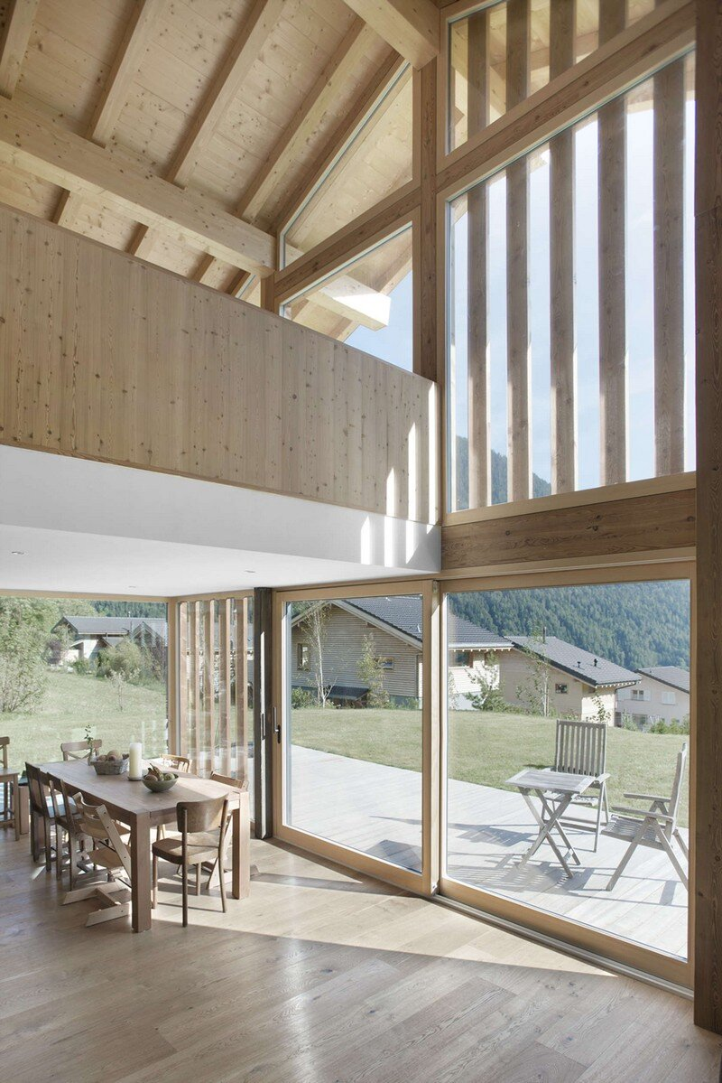 VS House by Alp'Architecture sàrl Switzerland (4)