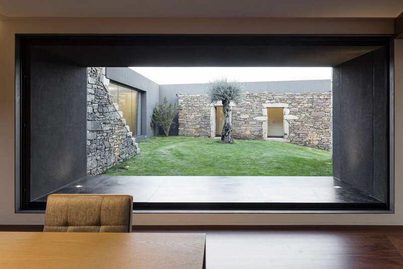 Vigario House is a Dialog Between Old and New (14)