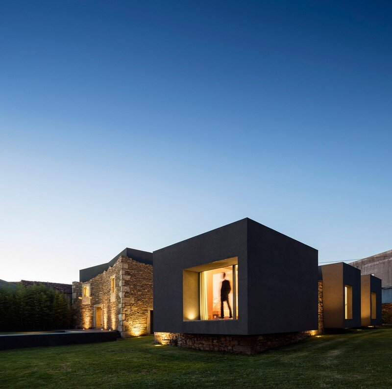 Vigario House is a Dialog Between Old and New (6)