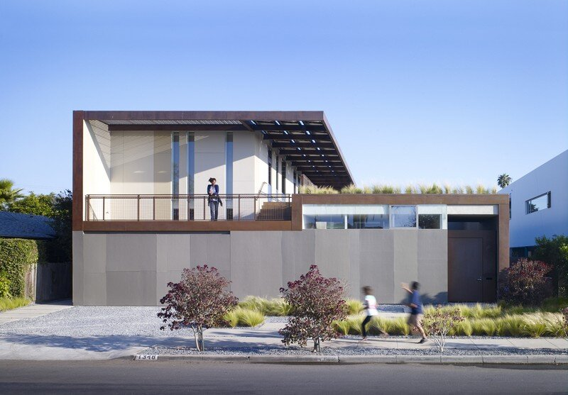 Yin-Yang House - Net-Zero Energy Single-Family Home (18)