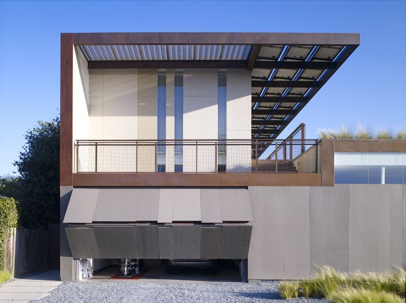 Yin-Yang House - Net-Zero Energy Single-Family Home (19)